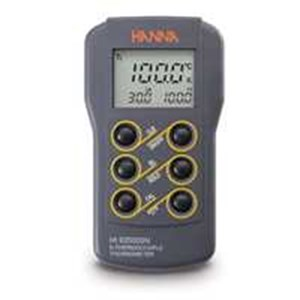 HI 935005N K Type Waterproof Thermocouple Thermometer With Calibration Feature