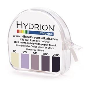Dari Hydrion CM240 Chlorine  0