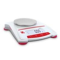 OHAUS Scout Portable Electronic Balance, SKX222, 220 g, Readability 0.01 g