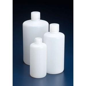SciLabware Round Bottle 500ml HDPE Narrow Neck BNH0500P