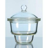 Duran™ Borosilicate Glass 3.3 Vaccum Desiccators