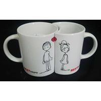 Mug Couple Pasangan