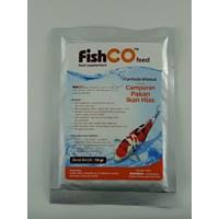 Jual Campuran Pakan Ikan Hias Fishco Feed 10 Gram