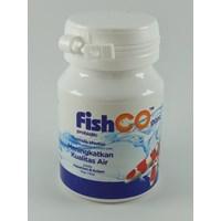 Fishco Pond Untuk Aquarium Kemasan Botol 40 Gram