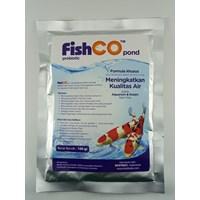 Fishco Pond Untuk Aquarium 100 Gram