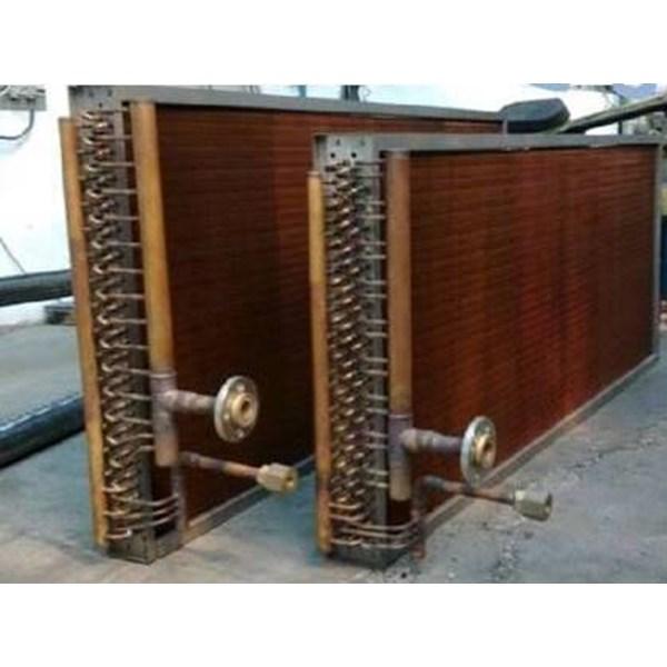 Coil Evaporator AHU Kondensor Chiller