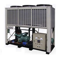 Jual AIR COOLED CHILLER AHU