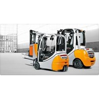Suku Cadang Mesin Forklift Still Electric