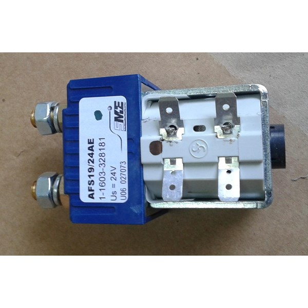 Relay and Electrical Kontaktor