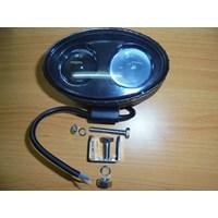 Jual Lampu LED  Blue Spotlight 2