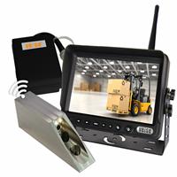 Veise Kamera CCTV System Forklift
