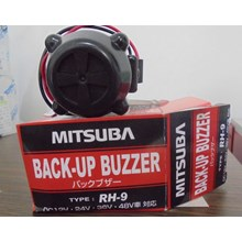 BACK UP BUZZER 12 s/d 48 VOLT