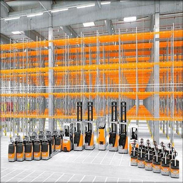 Rental Forklift Elektrik By PT Agma Sentral Abadi