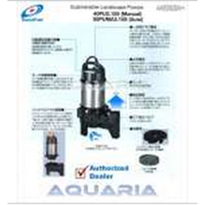 Sell Tsurumi Pump Tsurumi Pump Pu Series - 40Pu2 15S  from Indonesia