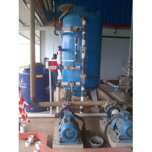 Instalasi Water Treatment Plant By CV. Water Masindo