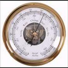 Barometer Kapal Hanseatic