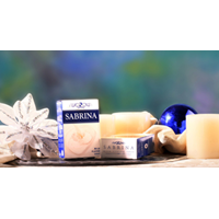SABRINA Milk Soap ( 100Gr )
