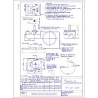 Jual Termometer Thermostat Tecasa Nt-231 M/6  2