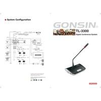 Gonsin Teleconference Tl-Z3