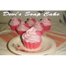 Cupcake Soap ( Sabun Cupcake)