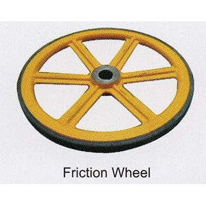 Otis Friction Wheel