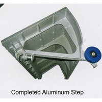 Jual Otis Completed Aluminium Step