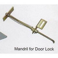 Otis Mandril For Door Lock