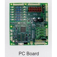 Otis PC Board