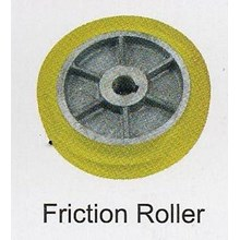 Mitsubishi Fiction Roller