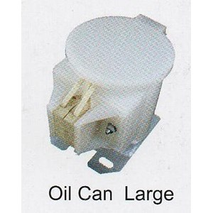 Mitsubishi Oil Can Large