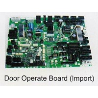 Jual Mitsubishi Door Operate Board (Import)
