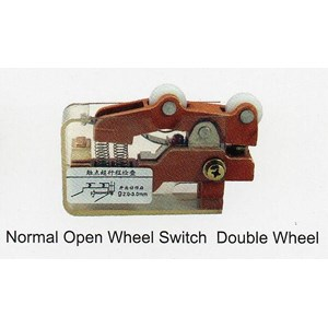 Hitachi Normal Open Wheel Switch Double Wheel