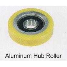 Kone Aluminum Hub Roller