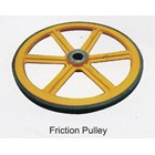 Schindler Friction Pulley 1