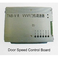 Toshiba Door Speed Control Board