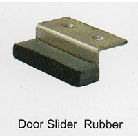 Fujitec Door Slider Rubber
