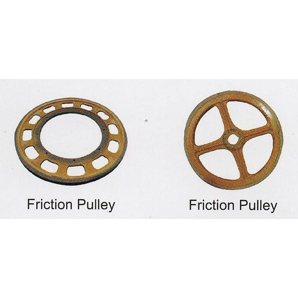 LG (Sigma) Friction Pulley