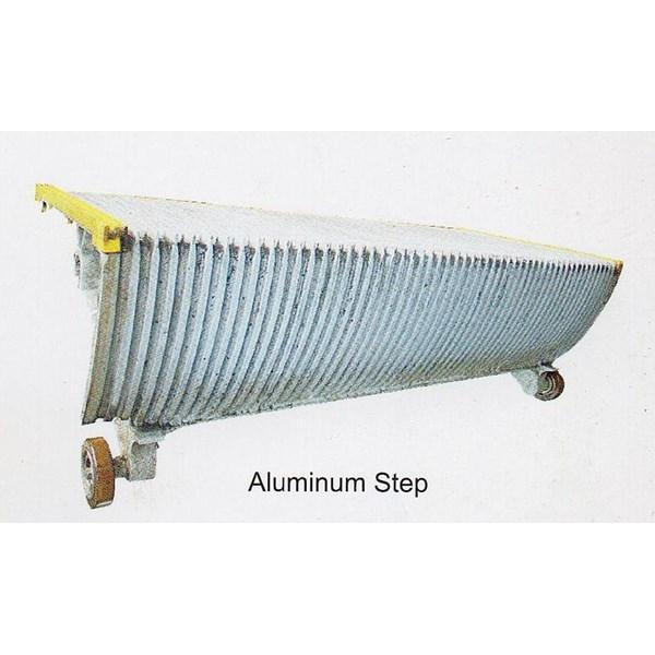LG (Sigma) Aluminium Step