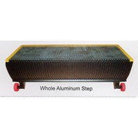 Hyundai Whole Aluminium Step