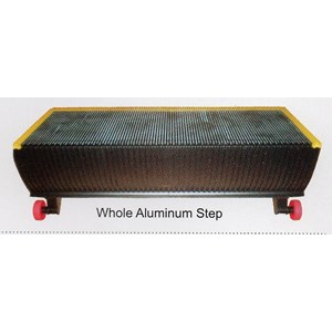 Hyundai Whole Aluminum Step