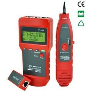 Alat Ukur Kabel Jaringan Panjang NF8208