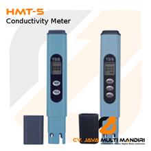 Alat Uji Atau Pengukur Konduktifitas Dan TDS Meter Seri  HMT-5