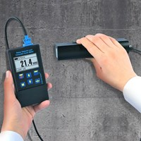 Alat Deteksi Penutup Beton Novotest Rebar Detector