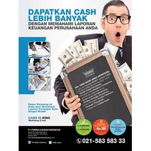 Cash is King By PT  Formula Bisnis Indonesia