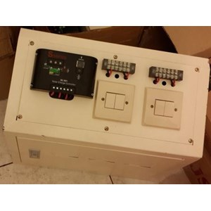 BOX PANEL SHS rakitan