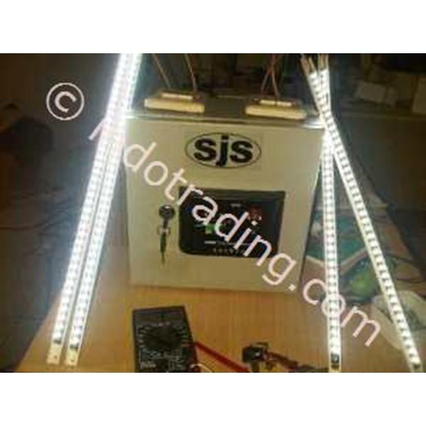 Paket Lampu Solar Home System (Shs) 50 Wp Murah