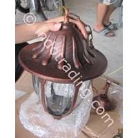 Paket Lampu Taman Gantung Tenaga Surya