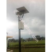 Jual Paket Lampu Taman Tenaga Surya 10Watt