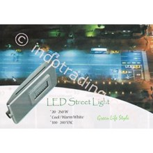 Led Street Light PJU Solar Cell
