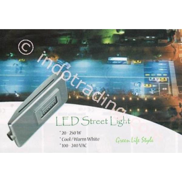 Led Street Light Lampu Jalan PJU Tenaga Surya